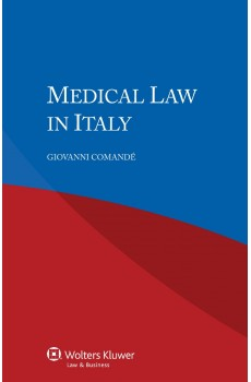 Medical Law in Italy - Giovanni Comandé