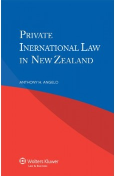 Private International Law in New Zealand - Anthony Angelo