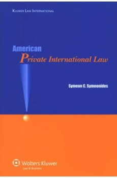 American Private International Law - Symeon Symeonides