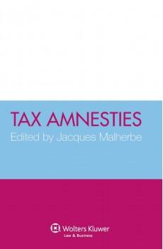 Tax Amnesties - Jacques Malherbe