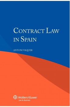 Contract Law in Spain - Antoni Vaquer