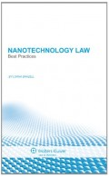 Nanotechnology Law. Best Practices