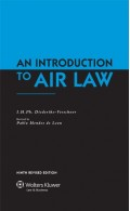 An Introduction To Air Law -  9th Revised Edition