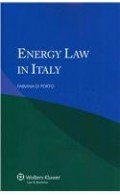 Energy Law in Italy