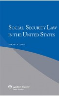 Social Security Law in the United States