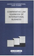 Comparative Law Yearbook of International Business Volume 35, 2013