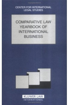 Comparative Law Yearbook of International Business Volume 35, 2013 - Dennis Campbell