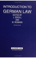Introduction to German Law- 2nd Edition