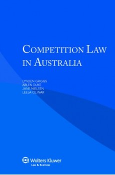 Competition Law in Australia - Lynden Griggs