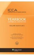 Yearbook Commercial Arbitration Volume XXXVII 2012