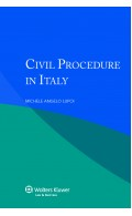 Civil Procedure in Italy