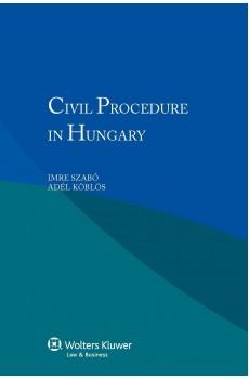 Civil Procedure in Hungary - Imre Szabo